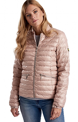 Barbour International Lapper Quilted Jacket