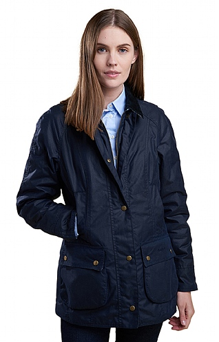Barbour Rachel Wax Jacket