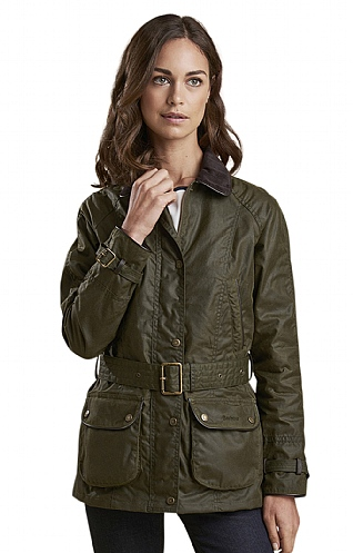 Barbour Wester Wax Jacket