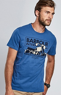 Barbour International Hydron T-Shirt