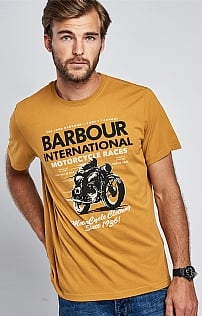 Men's Barbour International Dyno Tee