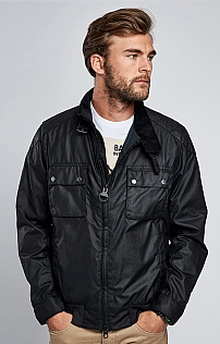 Barbour International Spec Wax Jacket