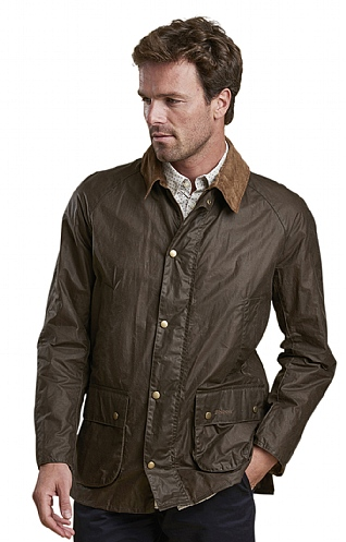 Barbour Lightweight Ashby Wax Jacket