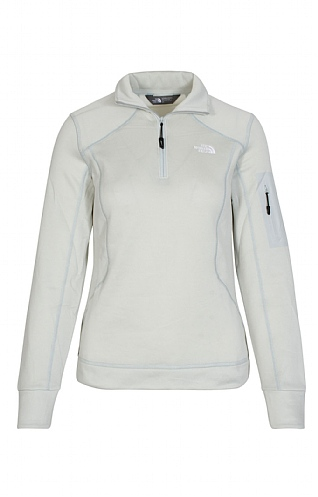 Ladies The North Face Impendor 1/4 Zip Fleece