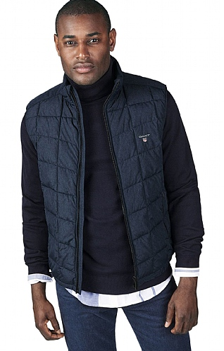 Gant Lightweight Cloud Vest