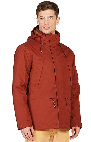 Aigle Woodsfield 3-in-1 Parka