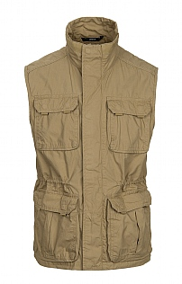 Aigle Hoggar Cotton Vest