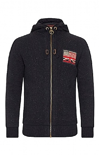 Mens Barbour International Hendley Hoodie