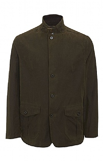 Mens Barbour Lutz Wax Jacket
