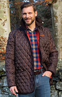 Mens John Partridge Quilted Jacket