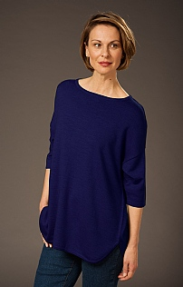 Merino Loose Tunic