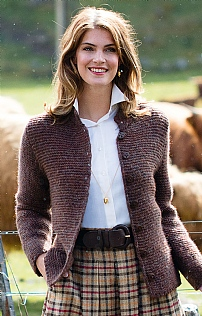 Moser Knitted Cardigan
