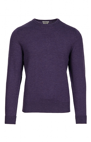 Men's Merino Crew Neck