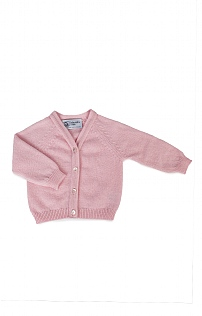 Johnstons of Elgin Cashmere Baby Cardigan