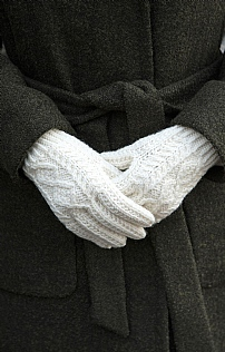 Carraigdonn Aran Gloves
