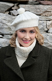 Carraigdonn Bobble Beret