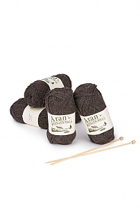 Aran Knitting Kit