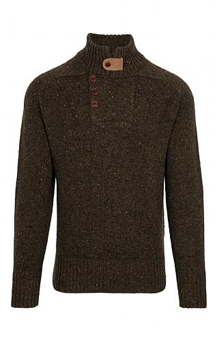 Orvis Merino/Cashmere Donegal Jumper
