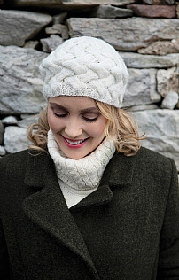 Carraigdonn Intertwined Beret