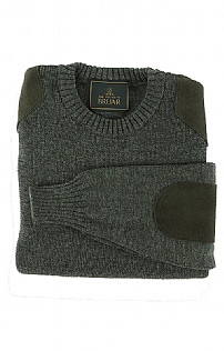 Mens Shooting Crew Neck Sweater