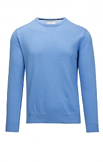 Men's Cotton Crew Neck