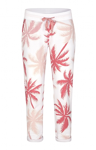 Juvia Palm Cropped Trousers