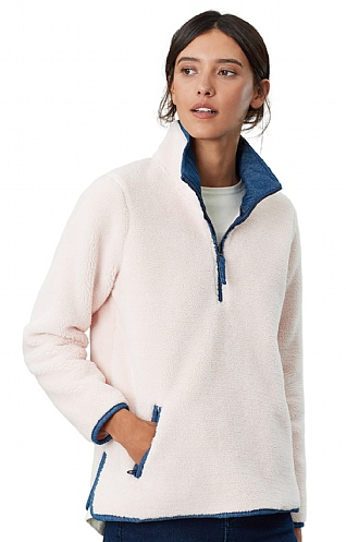 Joules Linley Half Zip Fleece