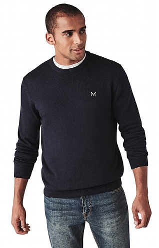 Crew Clothing Foxley Crew Neck