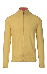 Mens Cotton Full Zip