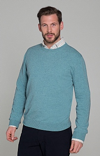 Mens Cashmere Crew Neck