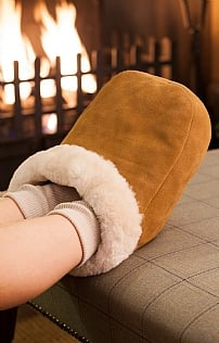 Sheepskin Foot Warmer