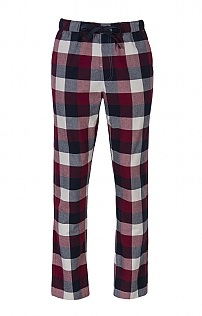 Joules Checked Lounge Trousers