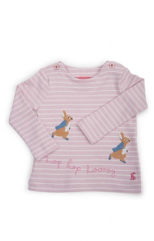 Joules Peter Rabbit Harriet Top