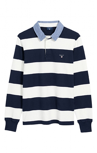 Gant Striped Heavy Rugger