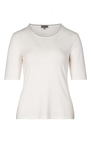 House Of Bruar Ladies Basic T-Shirt