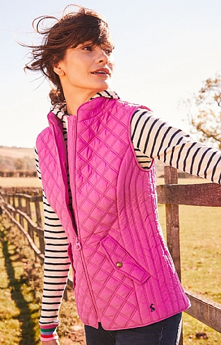 Joules Quilted Gilet
