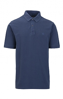 Claudio Campione Washed Polo Shirt