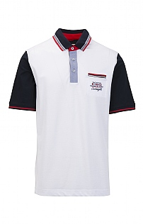 Claudio Campione Yachting Polo Shirt