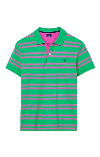Gant Three Colour Contrast Polo