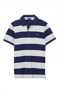 Gant Cotton Stripe Polo