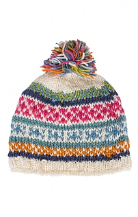 Ladies Hand-Knitted Beanie