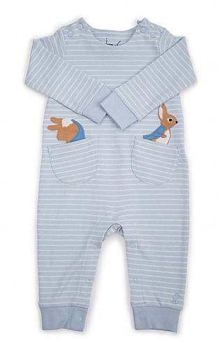 Joules Peter Rabbit Gracie Babygrow