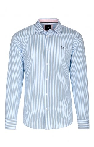 Crew Clothing Classic Stripe Shirt