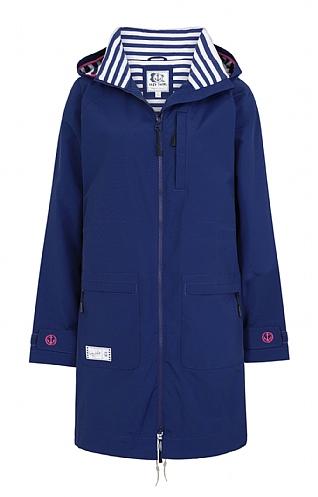 37f99f1980 Lazy Jacks Long Line Waterproof Raincoat