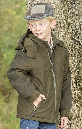 Childs Seeland Eton Jacket