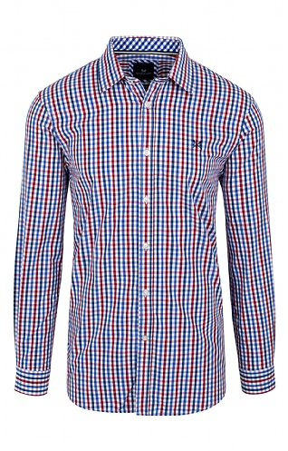 Crew Clothing Classic Gingham Shirt