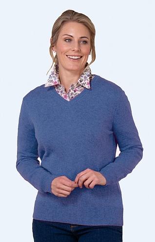 162784cfaae Ladies Cashmere Knitwear