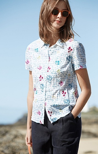 Seasalt Mrs Treloar Shirt