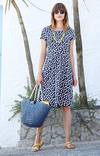 Seasalt Carnmoggas Dress