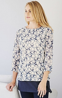 Adini Eclipse Tunic
